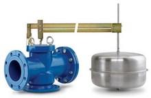 Поплавковый фланцевый клапан CSA